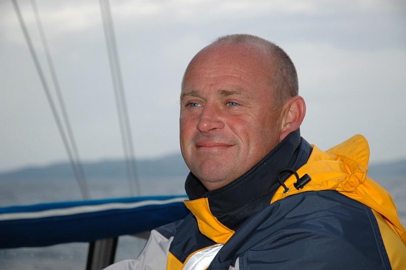 Steve Hills, RYA Yachtmaster Instructor & Examiner