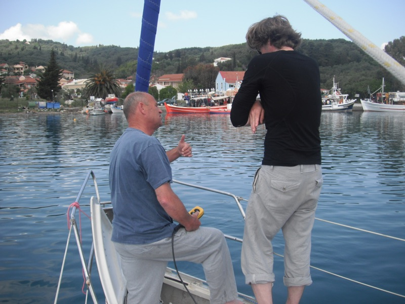 Expert tuition RYA courses Greece