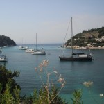 RYA sail training in Greece