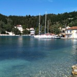 RYA lessons in Paxos