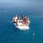 Dinghy RYA course Greece