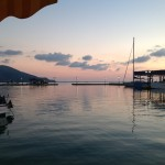Peaceful harbour RYA Greece