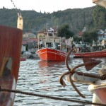 Fishing fleet RYA lessons Greece