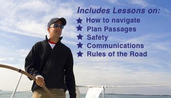 Online navigation course