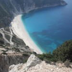 Lefkas high view