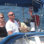 RYA sailing Greece