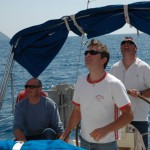 RYA crew training Corfu Sea School