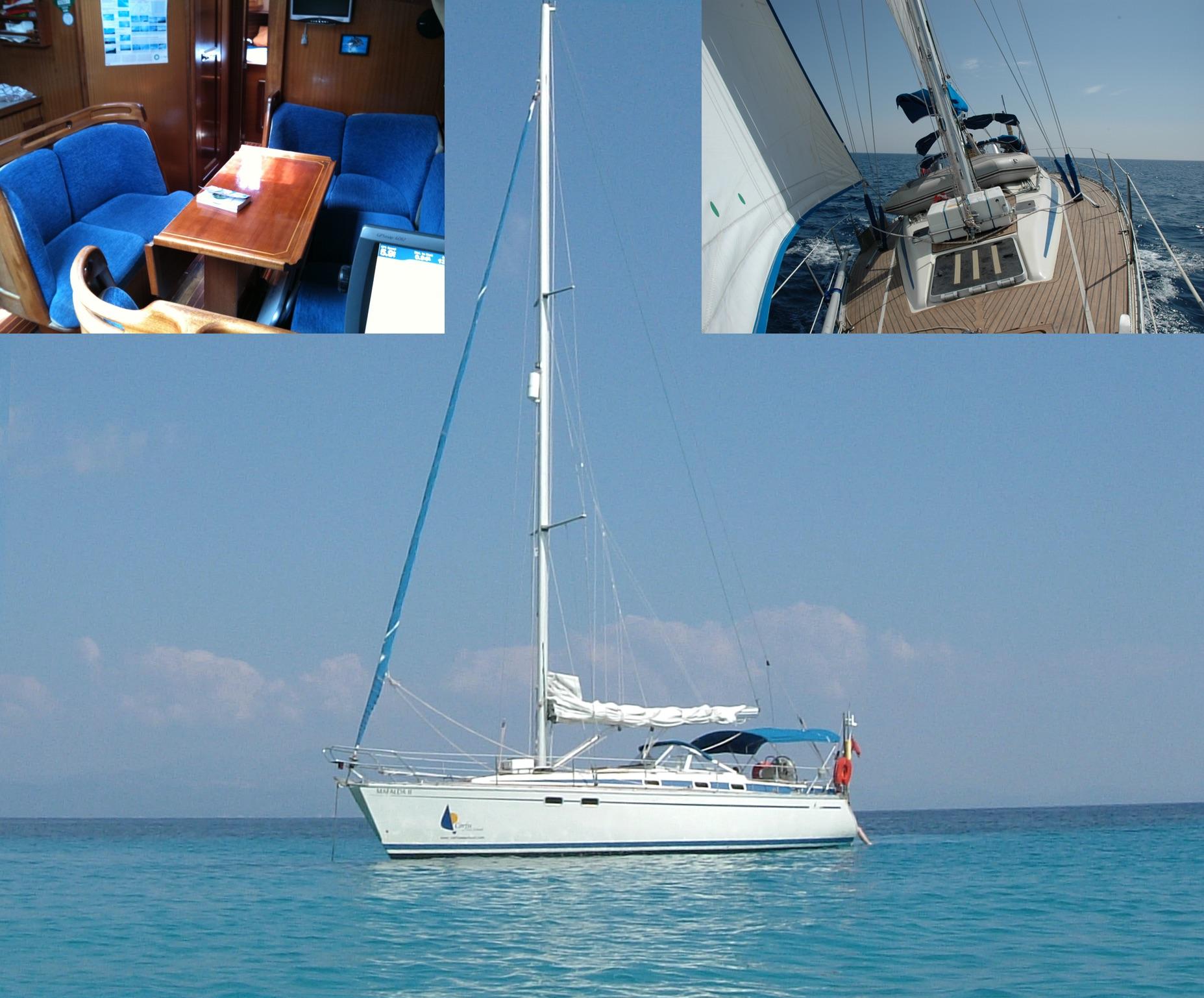 RYA Training yacht Mafalda 2