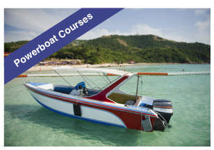 RYA powerboat courses