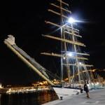 Sail training ship Chopin RYA Mediterranean