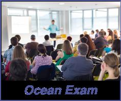 ocean exam